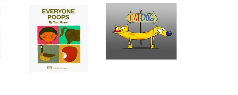 well...... . Otla poops By Era Emmi. Catdog was awsome. well Otla poops By Era Emmi Catdog was awsome