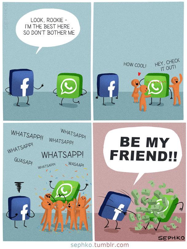 "whatsapp vs Facebook. . LDEK. ROD - THE BEST E "" SD Di} -N' T BATHER ME. Has siteball already been forgotten? whatsapp facebook vs"