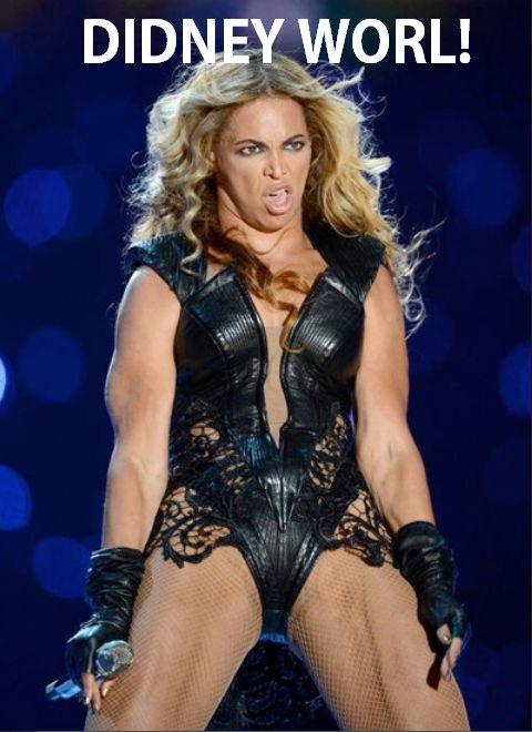 Where you goin', Beyonce?. .. soopder bol Where you goin' Beyonce? soopder bol