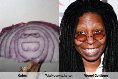 whoopi onion?. .. I've seen 6 whoopi goldberg posts within 5 minutes, dafuq ! whoopi onion? I've seen 6 goldberg posts within 5 minutes dafuq !