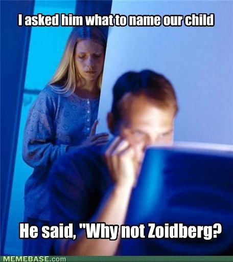 Why?. Not. MEMEBASE. corn zoidberg