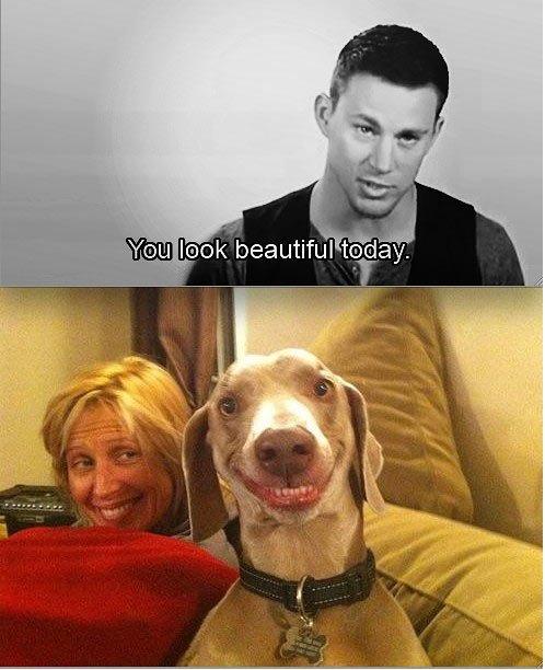 Why thank you. dawg. lol