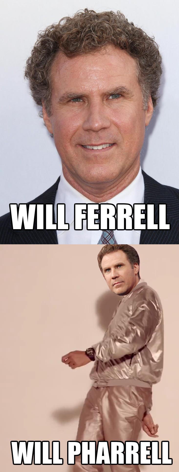 Will Ferrell. Sudden realization. butts buts butz