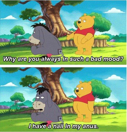Winnie the Pooh. .. Winnie the Pooh