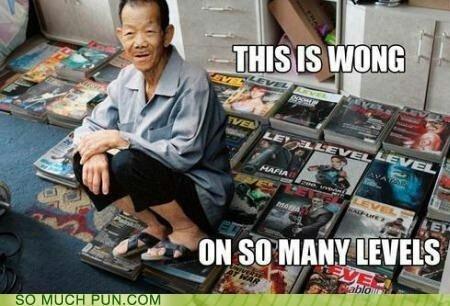 Wong. .. Really? Wong Really?