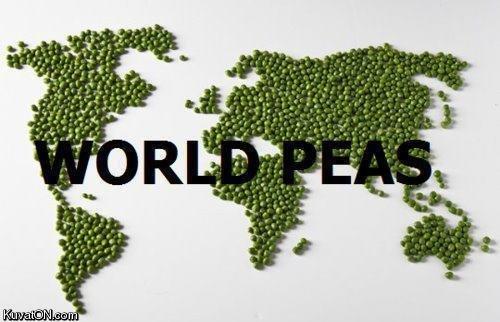 World Peace. Peace!. World Peace Peace!