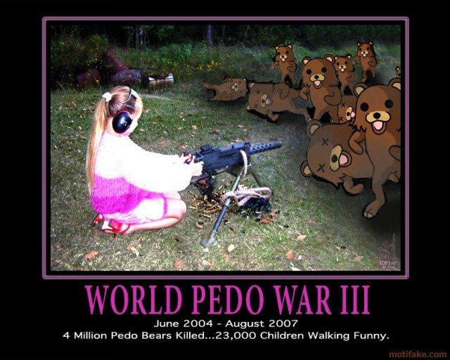 World Pedo War III. . June EDEN - August EDD?' 4 Putin: Bears Killico,,, , OOA Children Walking Funny. world pedo Bear War iii Rape