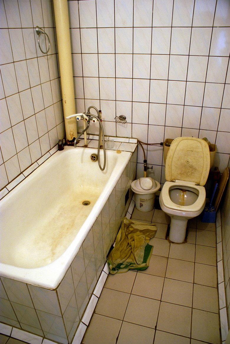 Worst. Bathroom. Ever.. .. looks like Larry Gooseman's bathroom Worst Bathroom Ever looks like Larry Gooseman's bathroom