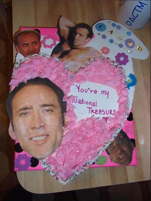 Worst valentine gift. .. Op secretly loves it Worst valentine gift Op secretly loves it