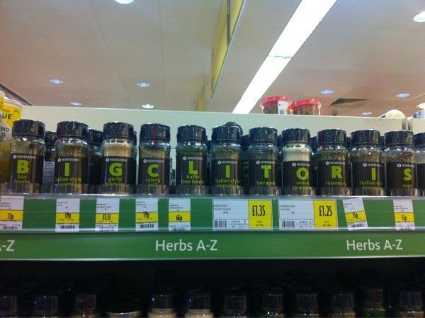 """WTF. . 2 Herbs #2 Herbs AAI. """"But when he hits my CLITORRRRISS!!!!!!!!!!!""""- Gilbert Gottfried."""