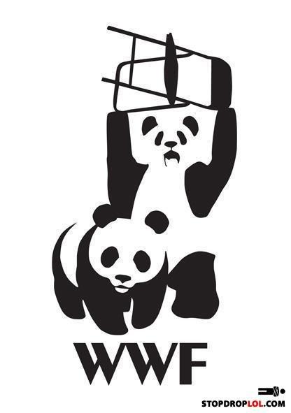 WWF. world wildlife fund. WWF world wildlife fund