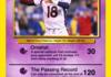 Peyton Manning As A Pokemon Card