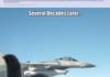 Violating air space
