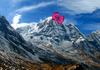 Heralaya Mountain Range