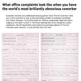 Office Complaints