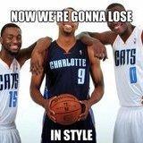 <b>Bobcats</b> got new uniforms...