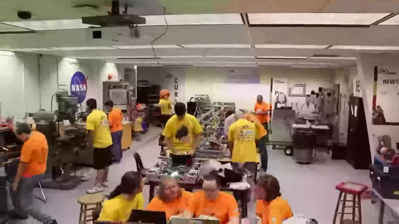 harlem shake (robotics). .