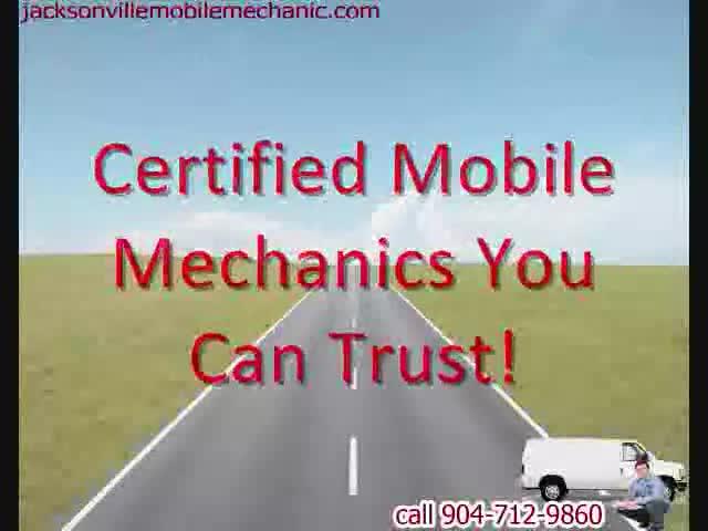 Mobile Auto Mechanic In Jacksonville. Jacksonville Mobile Mechanic Mobile Mechanic Duval County FL 904-712-9860 Affordable Mobile Mechanic Duval County Florida