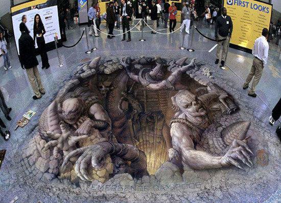 3d floor art. . 3d floor art