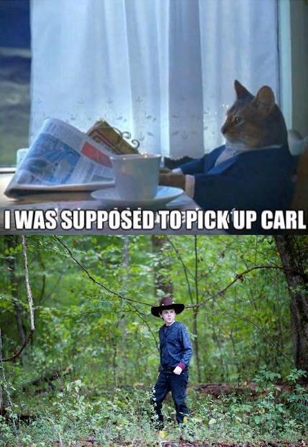 Caaaaaarl. That kills people Caaarl.. should Have left Him