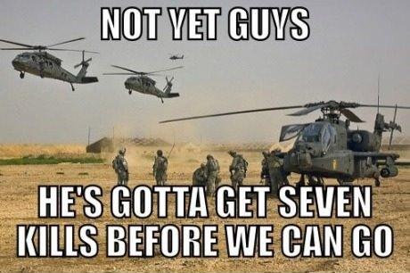 Call of Duty. No hate. Masturbate