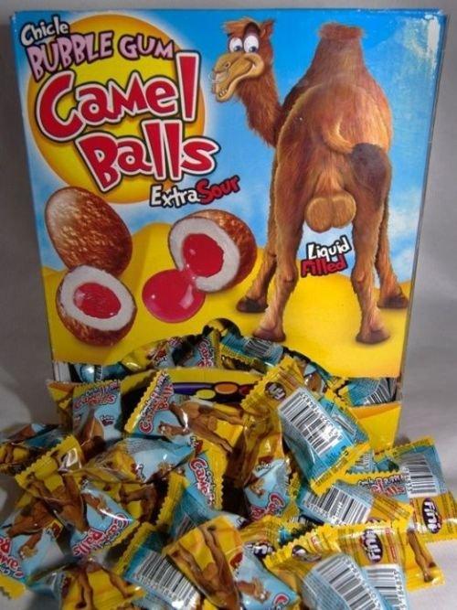 Camel Balls. I dare you to eat 2 camel balls. camel Balls WTF