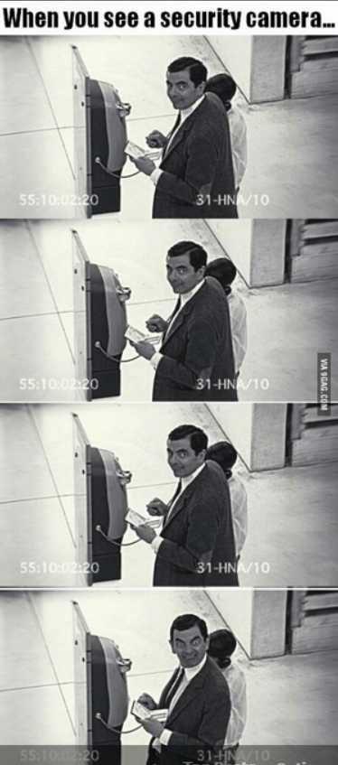 Camera. . Wm!!! man an an security camera.... mfw I spot a hidden security camera Camera Wm!!! man an security camera mfw I spot a hidden