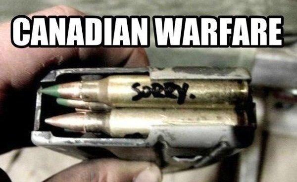 Canadian Warefare. . reddit creddit