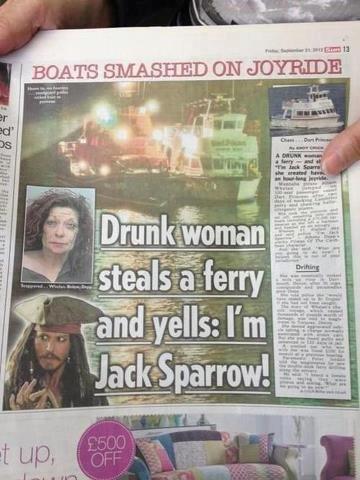 Captain...Jack sparrow. . rm Ill Captain Jack sparrow rm Ill