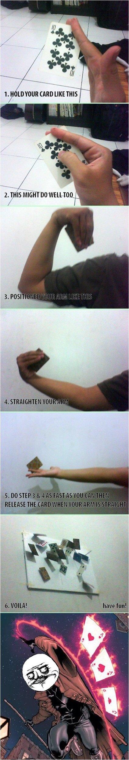 Card trick. . Ill q MR I is Hui:. Noob Card trick Ill q MR I is Hui: Noob