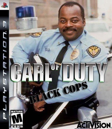 Carl on Duty. Hai.. Ill, ill iii'. Carl Winslow Is NOT A , He is a black man. nigger cocks nigger cocks