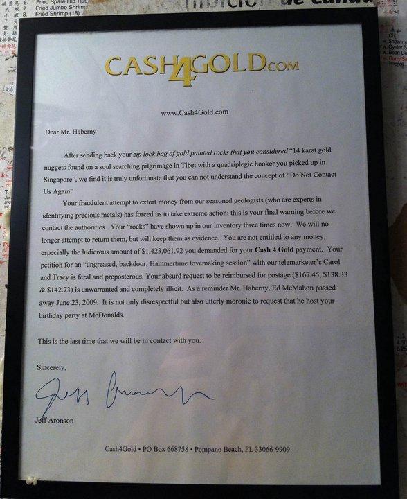 "Cash4Gold. Quadriplegic hooker.. wwy. Alto sending h. - your rep tral btas / gold painted rare; thatyou ""'' 14 karat goint rungs: -:  ' t: -tam! til: pilgrimage LlamaDestroyer"