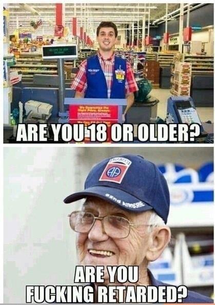 cashiers. Not mine.. loius,. It's his job. This joke isn't funny anymore. cashiers Not mine loius It's his job This joke isn't funny anymore