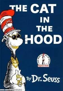 Cat in the Hood. .. lol man cat in the Hood lol funny
