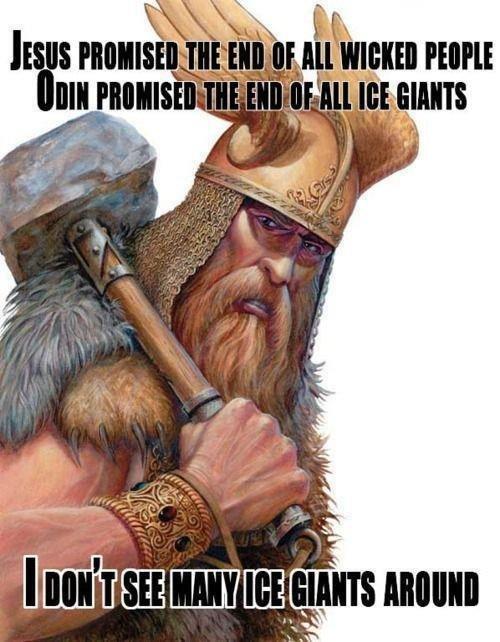 Christians: 0 Nordics: 1. not mine. iar Christians: 0 Nordics: 1 not mine iar