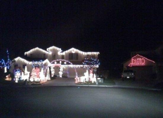 Christmas Lights. . Christmas Lights