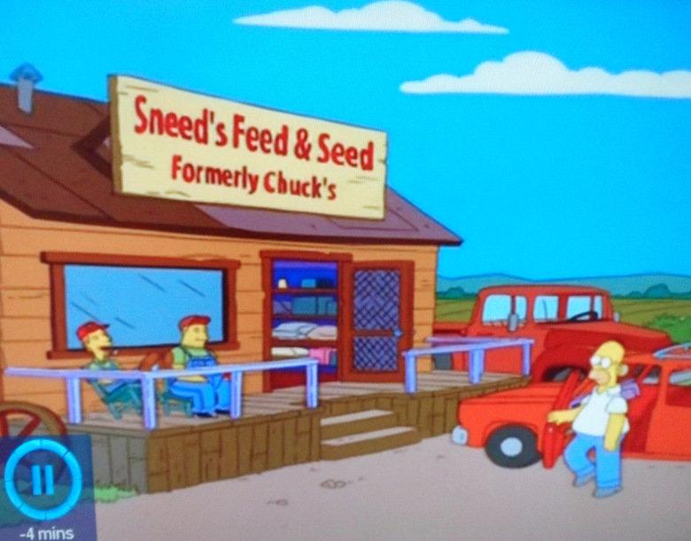 Chuck's F & S. . Chuck's F & S