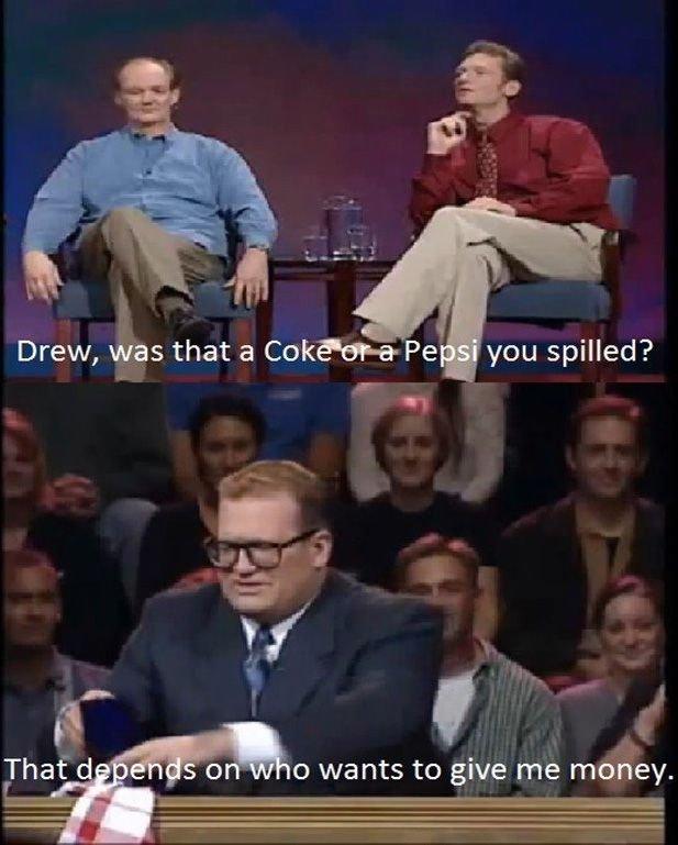 coke or pepsi?. . You spilled? coke or pepsi? You spilled?