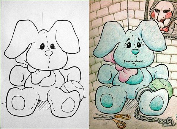 Coloring done right. 1. .. yus Coloring done right 1 yus