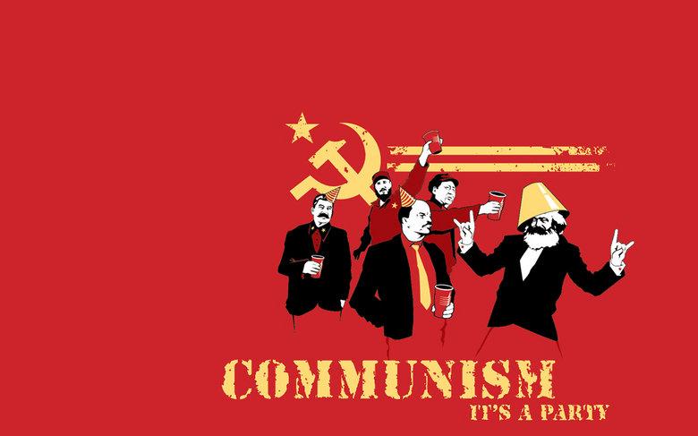 Communist party. Party Time!.. Ha communism communist Party