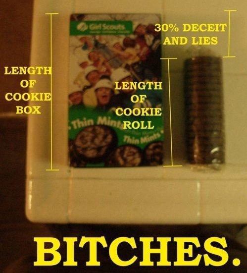 Cookie Whores. . Cookie Whores