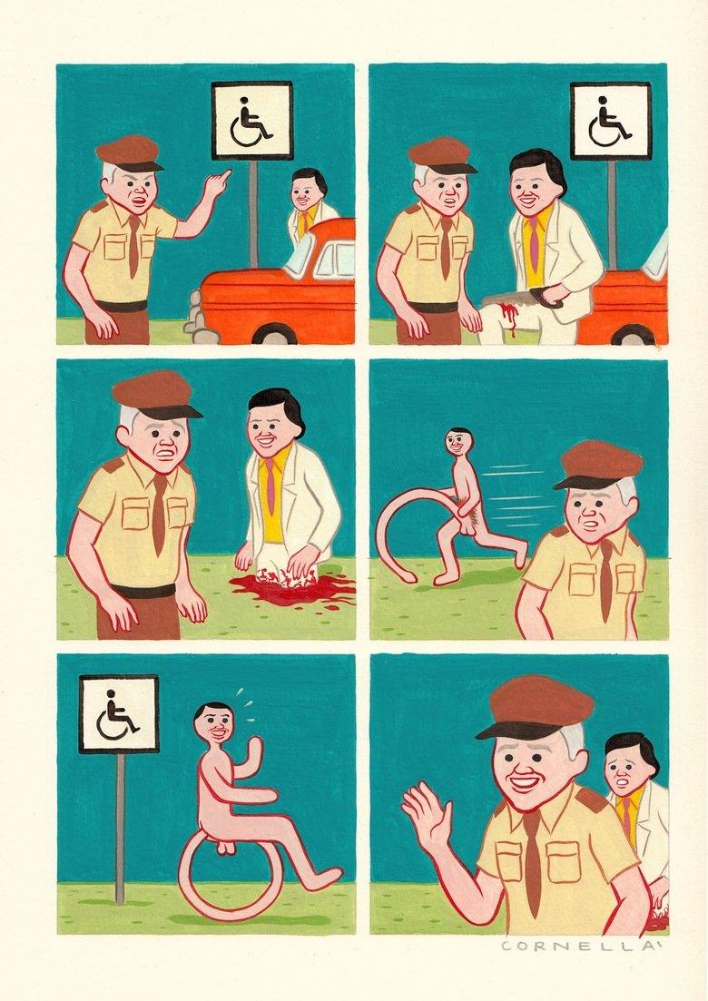 Cornella. . cornella handicap