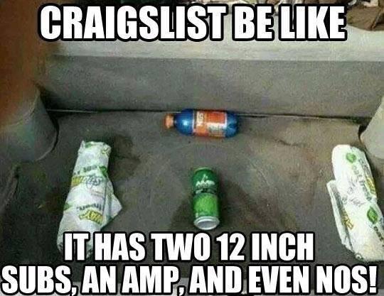 Craigslist Trolls. . Craigslist Trolls