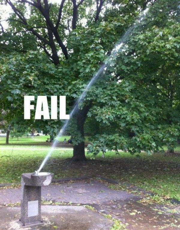 crazy fountain. .. i came xP crazy fountain i came xP