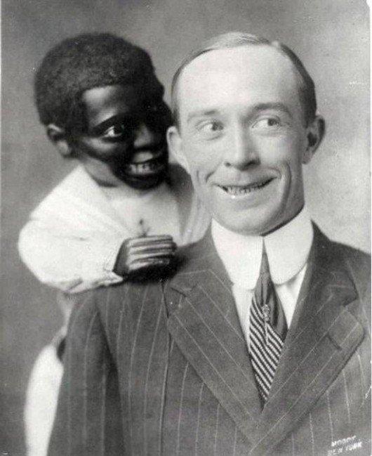 Creepy as fuck.. The little magical negro in my head. black odd Ugly creepy negro Head