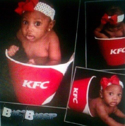 cute nigger baby. . Cute nigger baby Babies KFC funny lol