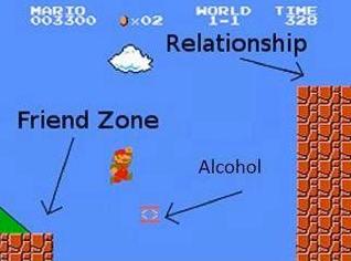 George W Bush. Hi. tltr Relationship Friend Zane Z i' i Alcohol hey