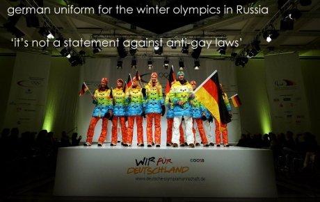 German sense of humor.. . uniform for the c) Russia German sense of humor uniform for the c) Russia