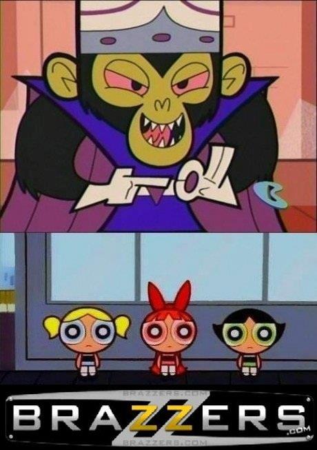 get your mojo on. . Mojo cartoon cartoon network brazzers power puff girls