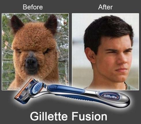Gillete. . Before After Gillette Gillete Before After Gillette